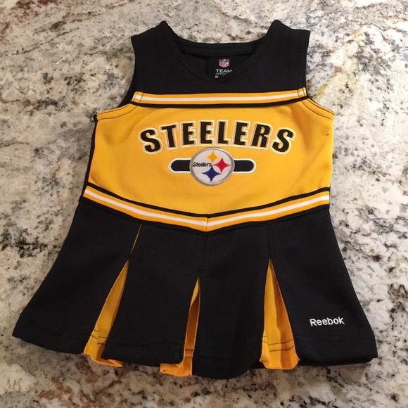 Wholesale Reebok Dresses | Pittsburgh Steelers Cheerleading Dress | Poshmark  free shipping